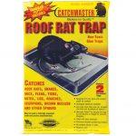 ЛЕПЛИВА ПЛОСКОСТ 48 ROOF (за плъхове, мишки, насекоми и змии) | 2 бр. в опаковка