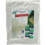 НОВОВИТ ГРИЙН (NPK 9-5-18) с микроелементи и органичен полимер (41%) | 300 г